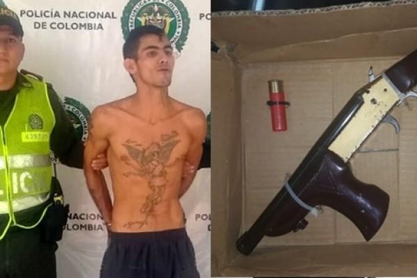 """A la cárcel """"Piquiña"""" por porte ilegal de armas y fuga de presos"""