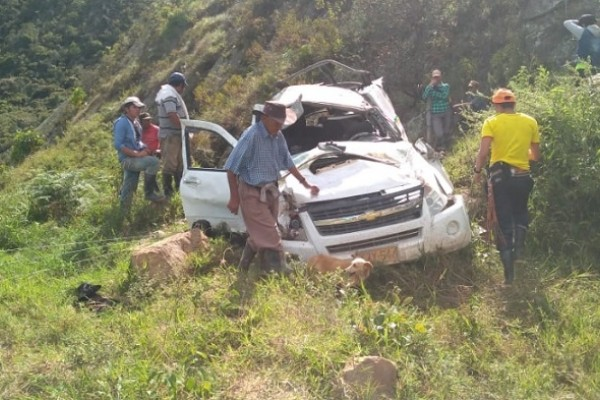 Un trágico accidente se presentó en vereda La Granja de Colombia Huila.