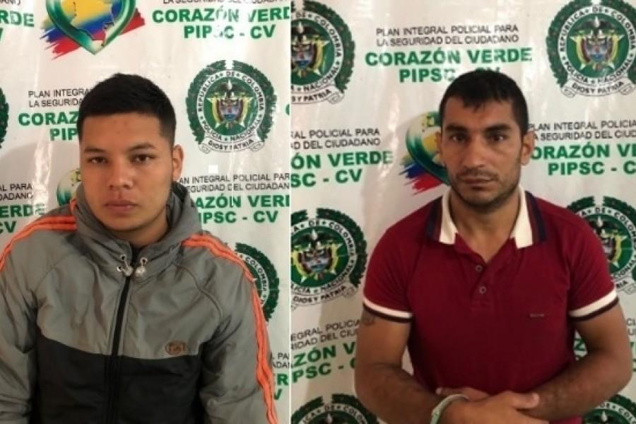 """""""LOS OPERADORES"""" Otra banda de delincuentes que cae en el Huila"""
