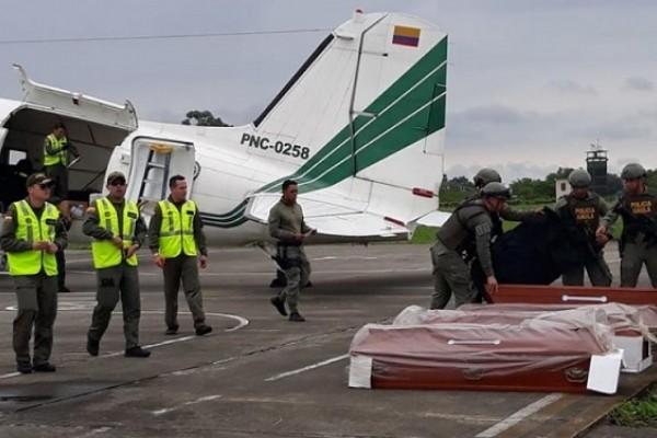 Confirmados, si eran los cuerpos del equipo periodístico de El Comercio de Ecuador.