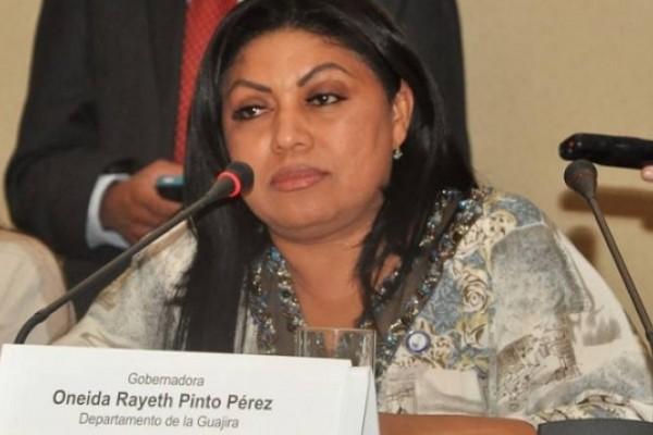 Por vencimiento de términos quedó en libertad Oneida Pinto, en juicio por 18.600 millones perdidos del Erario Público