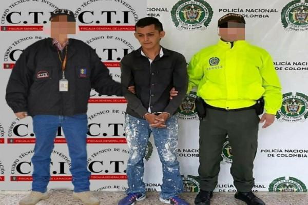 Asegurado presunto integrante de 'Los Guaguito'