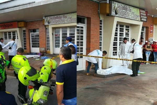 Hombre apareció sin vida cerca de conjunto residencial en Pitalito