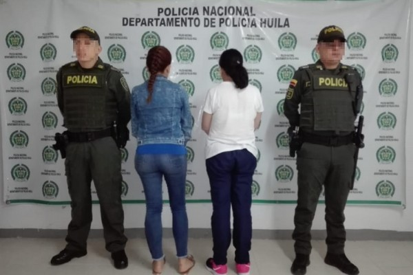 Capturadas dos mujeres por lesiones personales en la Plata