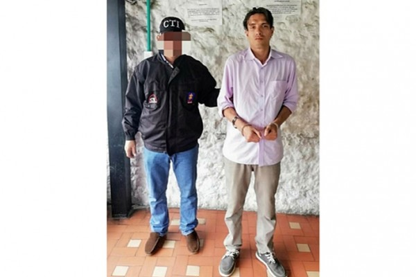 Capturado hombre que pretendía robar a su hermano