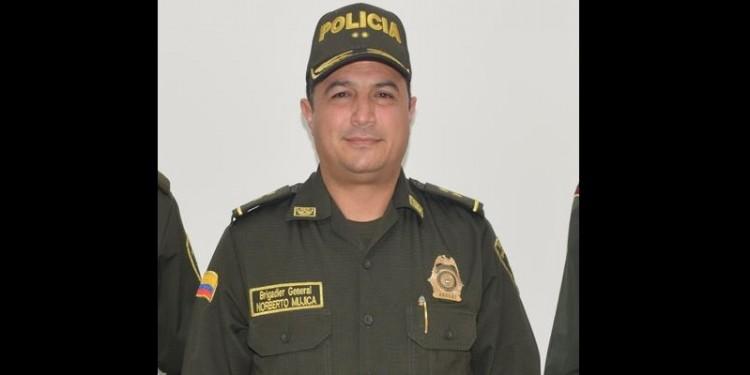 General Mujica nuevo director del INPEC