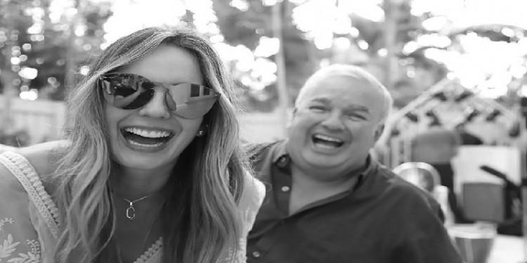 En trágico accidente falleció el papá de Claudia Bahamon