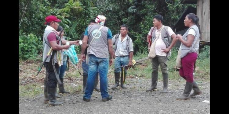 La JEP reconoció al pueblo indígena Awá como víctima del conflicto armado