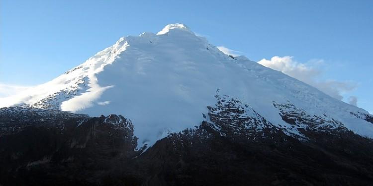 Alerta en el Nevado del Huila