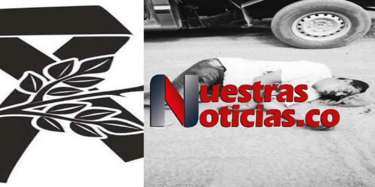 Garzoneño asesinado en el Putumayo