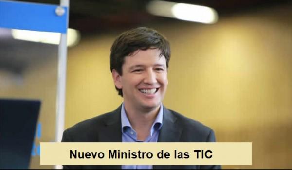 Germán Bahamón, nuevo ministro de las TIC