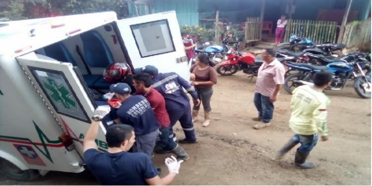 Tres menores muertos en  fatal accidente