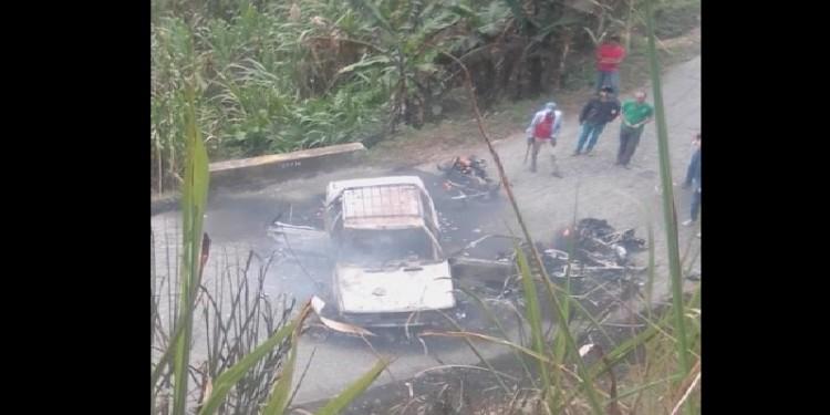 Amenaza de paro armado del Eln atemoriza el Catatumbo