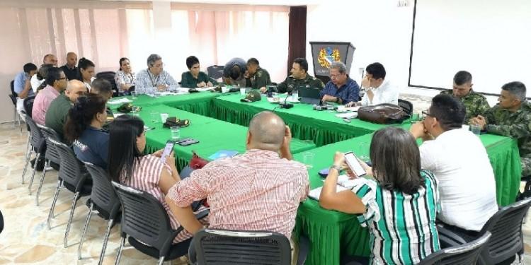 'La seguridad del Dpto del Huila, está garantizada': Gobernación del Huila