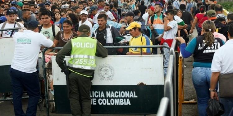 Colombia llegó a 50 millones de habitantes a causa de los inmigrantes venezolanos