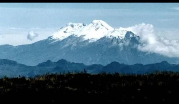 Estable se mantiene actividad sísmica en el volcán Nevado del Huila