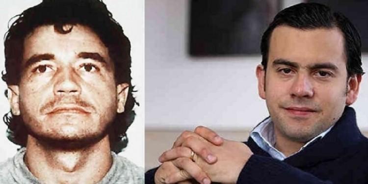 Senador Rodrigo Lara pide extradición de Carlos Lehder por el magnicidio de su padre
