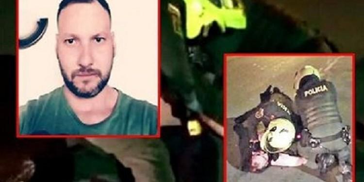A Juicio Disciplinario irán patrulleros que atacaron a Javier Ordoñez en Bogotá
