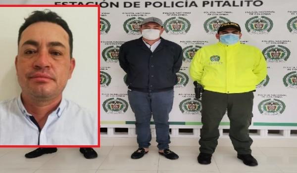 """Capturado cerebro de la banda delictiva """"Los Rumberos"""" en Pitalito"""