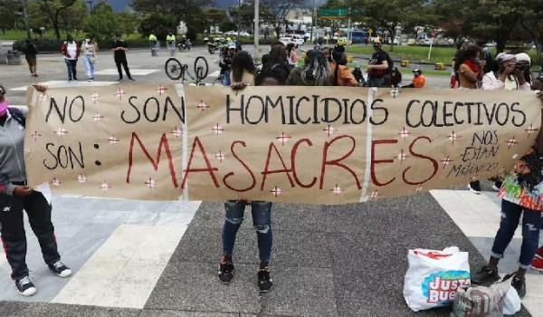 """""""Detrás de las masacres en Algeciras no están las disidencias"""": Ejército"""