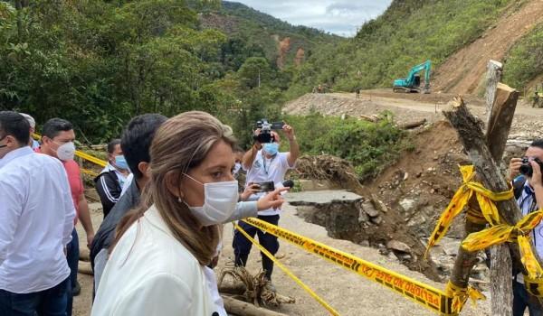 Será instalado puente provisional en la vía Huila - Caquetá