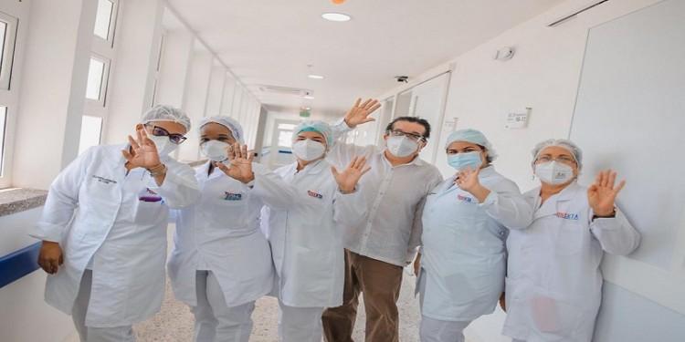 """Gobierno inició el pago de """"bonos COVID"""" al personal de Salud"""