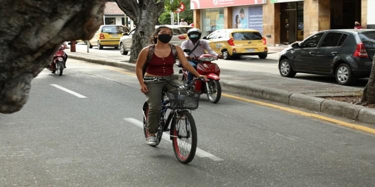 Decretado día sin moto ni carro en Neiva