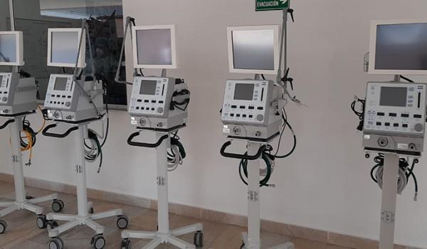 Nuevas donaciones para el Hospital Universitario