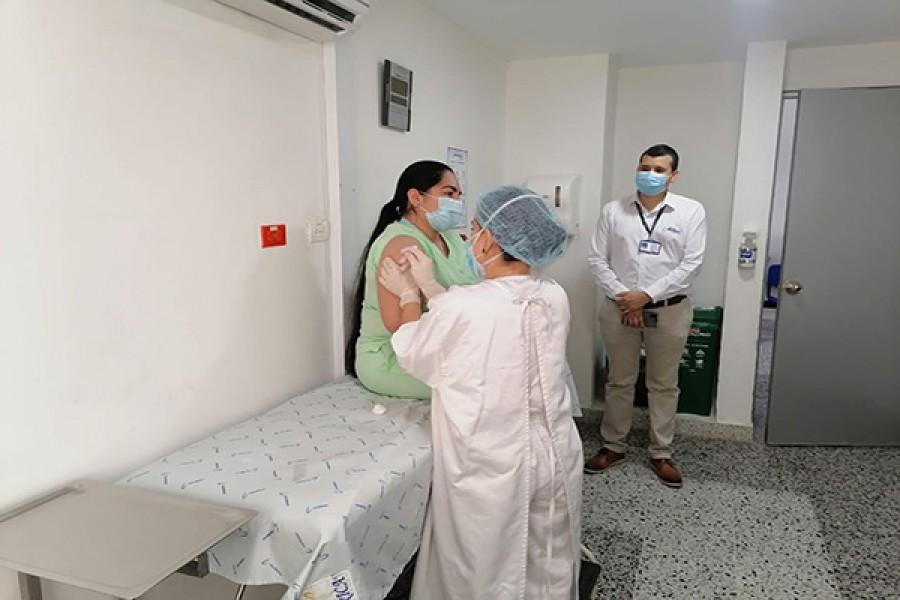 Procuraduría no permitirá colados en el proceso de vacunación Covid-19 en el Huila