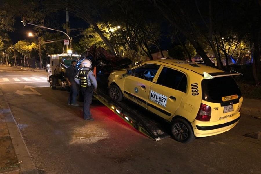 Taxistas en la 'mira' de tránsito