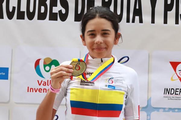 Medalla de Oro para el ciclismo femenino huilense