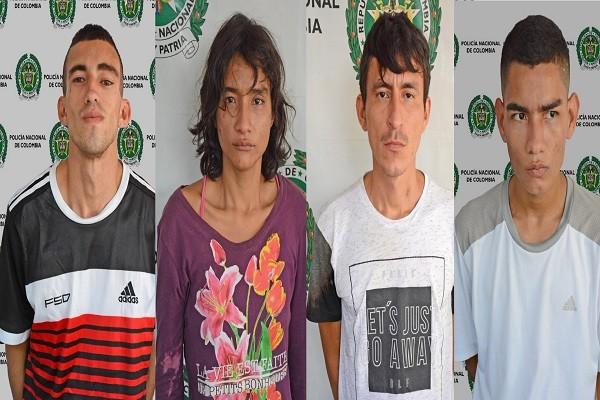 Cayeron reconocidos expendedores de alucinógenos de la Comuna Diez de Neiva