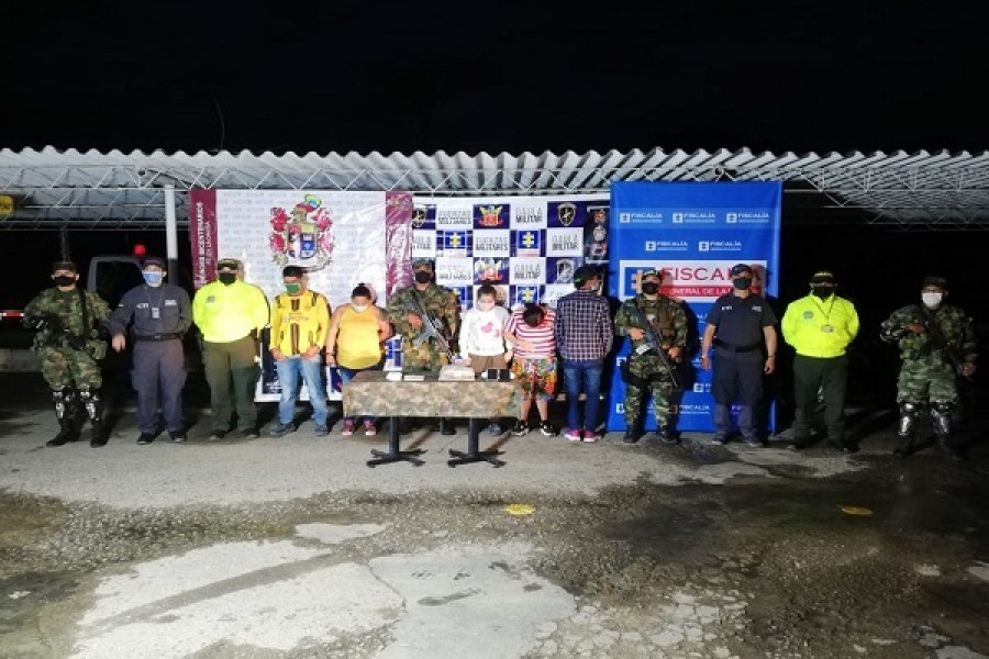 Autoridades atacan el 'narco menudeo' en Pitalito