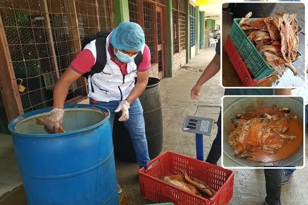 Tenga cuidado donde compra pescado durante Semana Santa