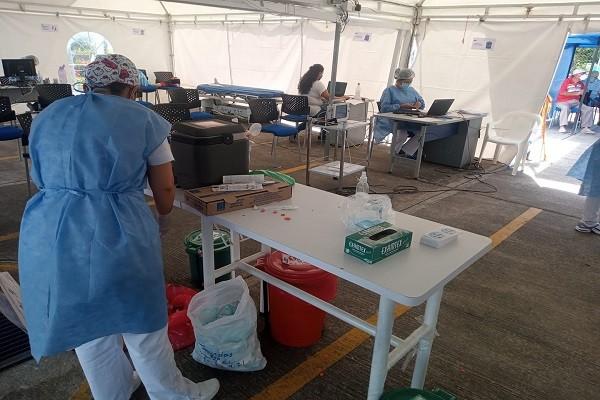 ESE Carmen Emilia Ospina sin vacunas contra el Covid-19