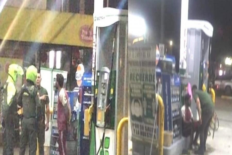 Habitante de calle intentó atracar a un policía en Pitalito