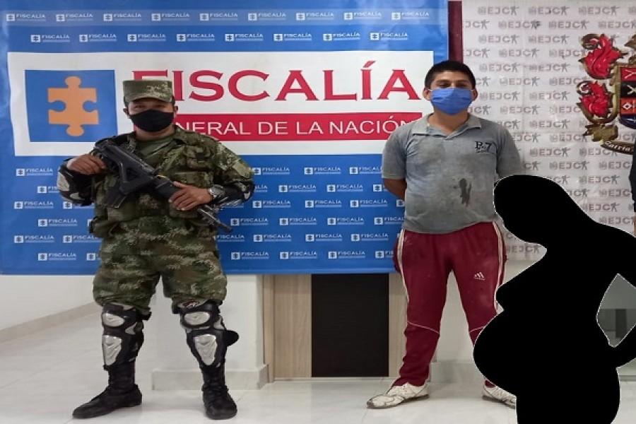 A la cárcel por golpear su expareja en estado de embarazo en Pitalito