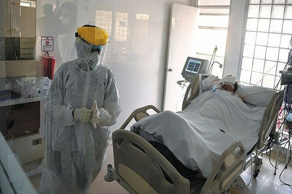 Declaran alerta roja hospitalaria en Bogotá por Covid-19