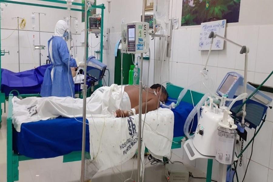 Colombia reportó día con más muertos por Covid-19