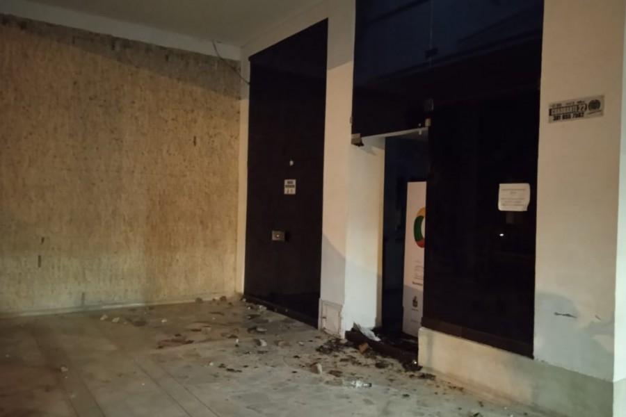Noche de horror, reinó el vandalismo en Neiva