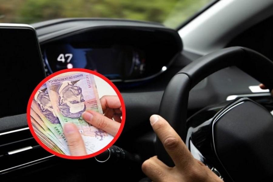 Opitas a pagar impuesto vehicular