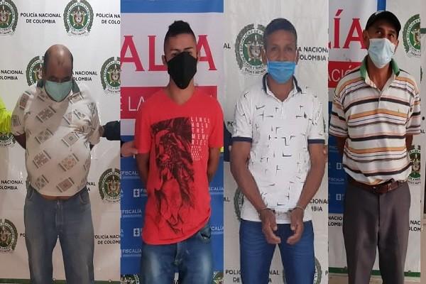 Tres abusadores de menores en el Huila fueron enviados a la cárcel