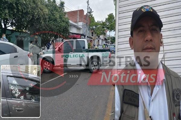 Escolta Iquireño fue la víctima de atentado contra periodista en Neiva