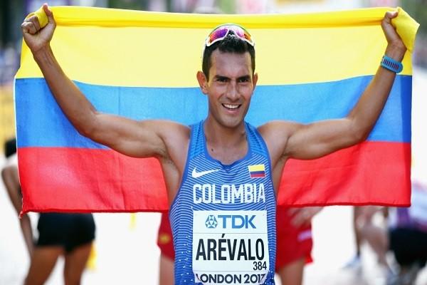 Eider Arévalo se alzo con la Copa Panamericana de Marcha