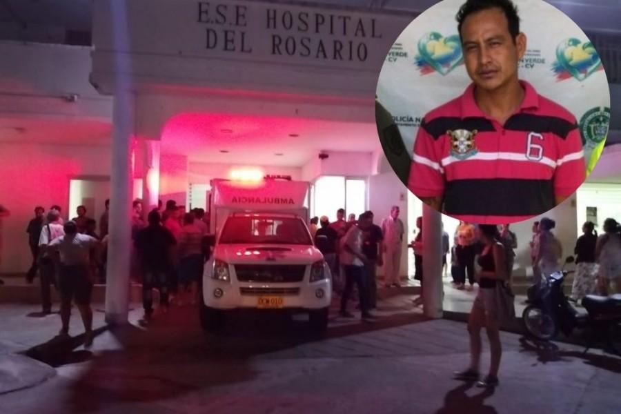Autoridades investigan asesinato en Campoalegre