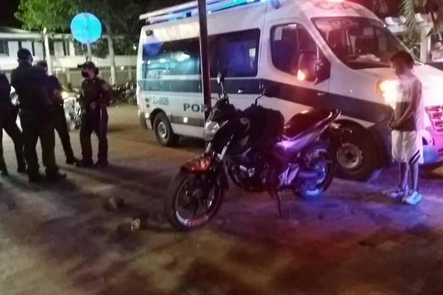 Hombre fue baleado en Campoalegre