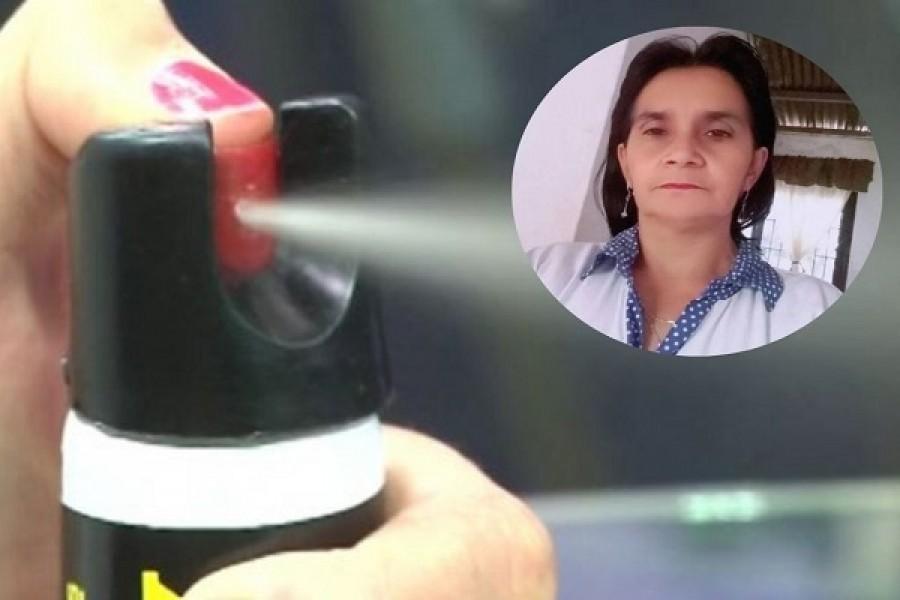 Mujeres fueron atacadas con gas pimienta en Algeciras